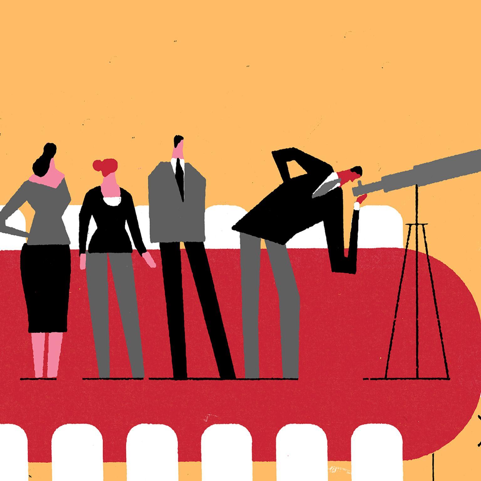 ۳ ویژگی که در نقش مدیرعامل باید با آنها خداحافظی کنید