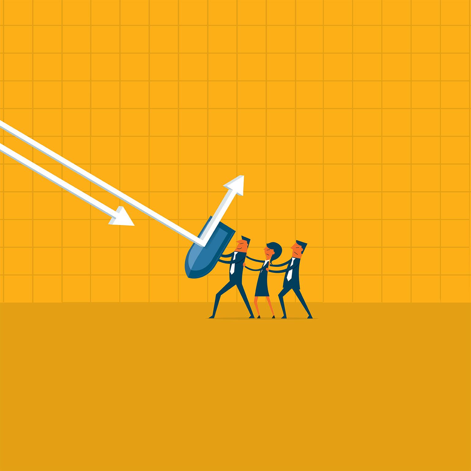 شرکتتان را در دوران رکود و بحران چگونه رهبری میکنید؟