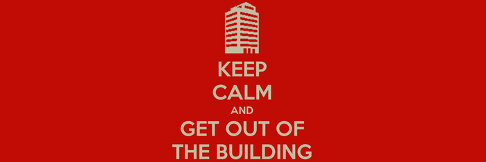 بیرون از ساختمان چه خبر است؟ توصیهای برای کارآفرین