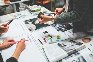 پنج مورد در طراحی یک محصول به روش Design Thinking
