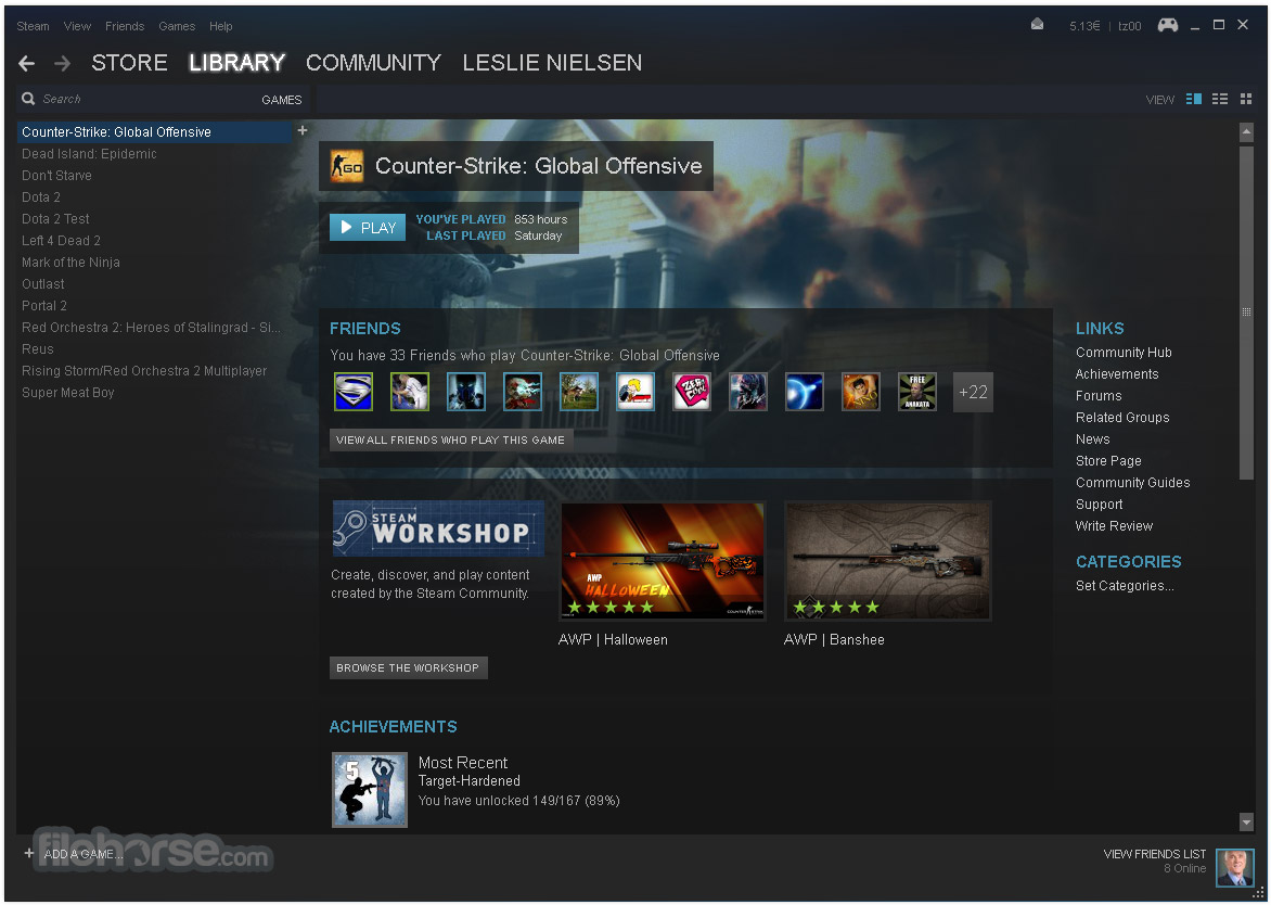 پلتفرم Steam