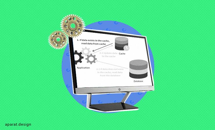 معرفی سیستم های Caching و استفاده آنها در آپارات