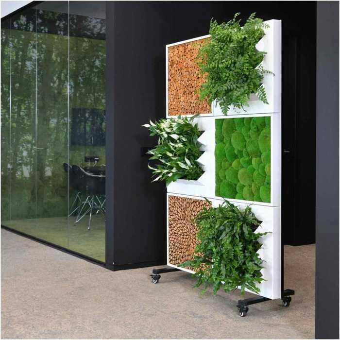 دیوار سبز در مدارس