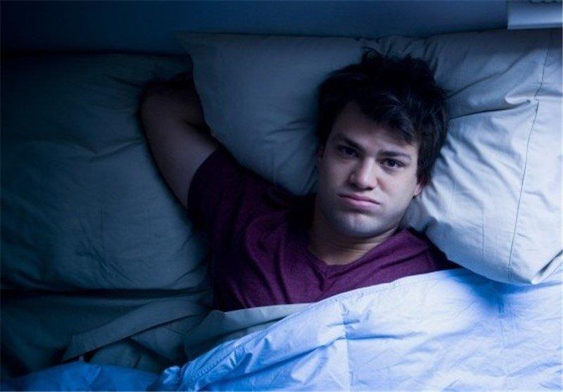 افکار منفی و بی خوابی