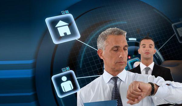 بهترین راه حل برای مدیریت زمان تردد و استراحت کارمندان چیست؟