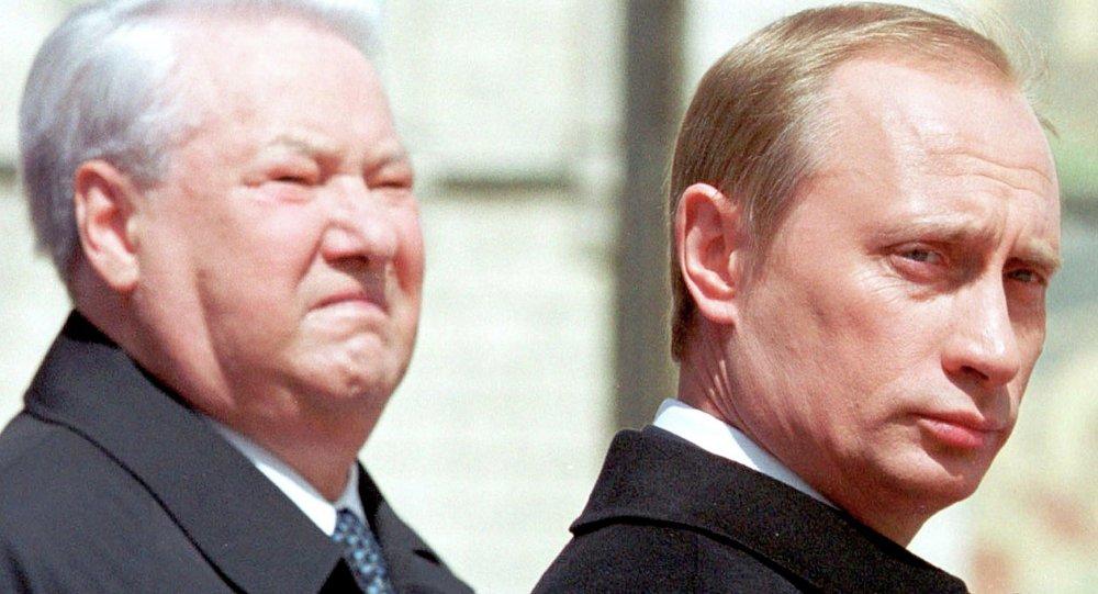 پوتین و روسیه جدید(1)