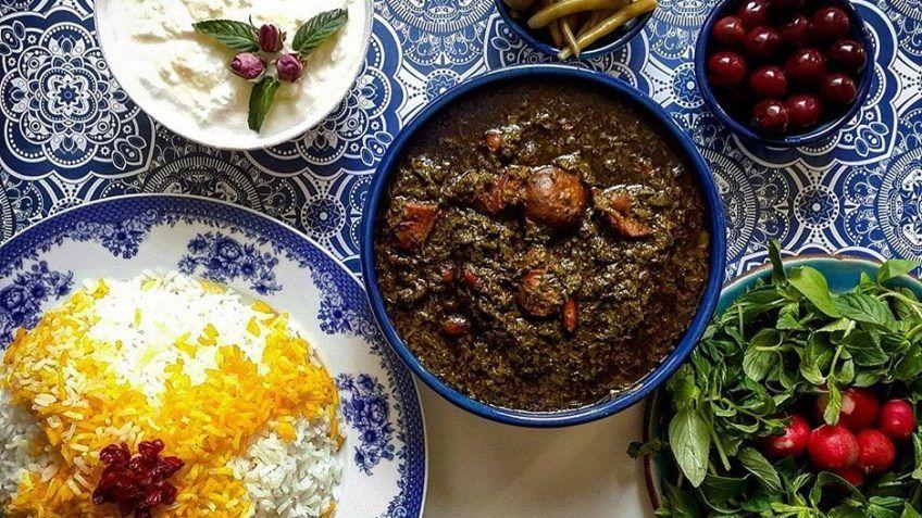 داستان غذاهای معروف ایرانی