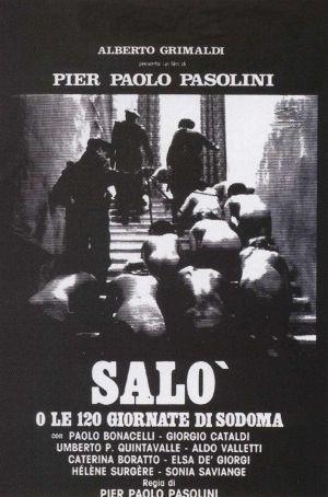 پوستر فیلم سالو