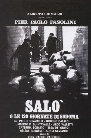 سالو؛پازولینی؛حمایت از فاشیسم