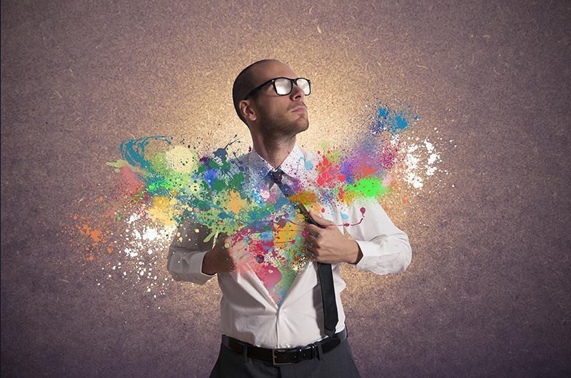 ۱۰ ترس که موانع خلاقیت شما هستند