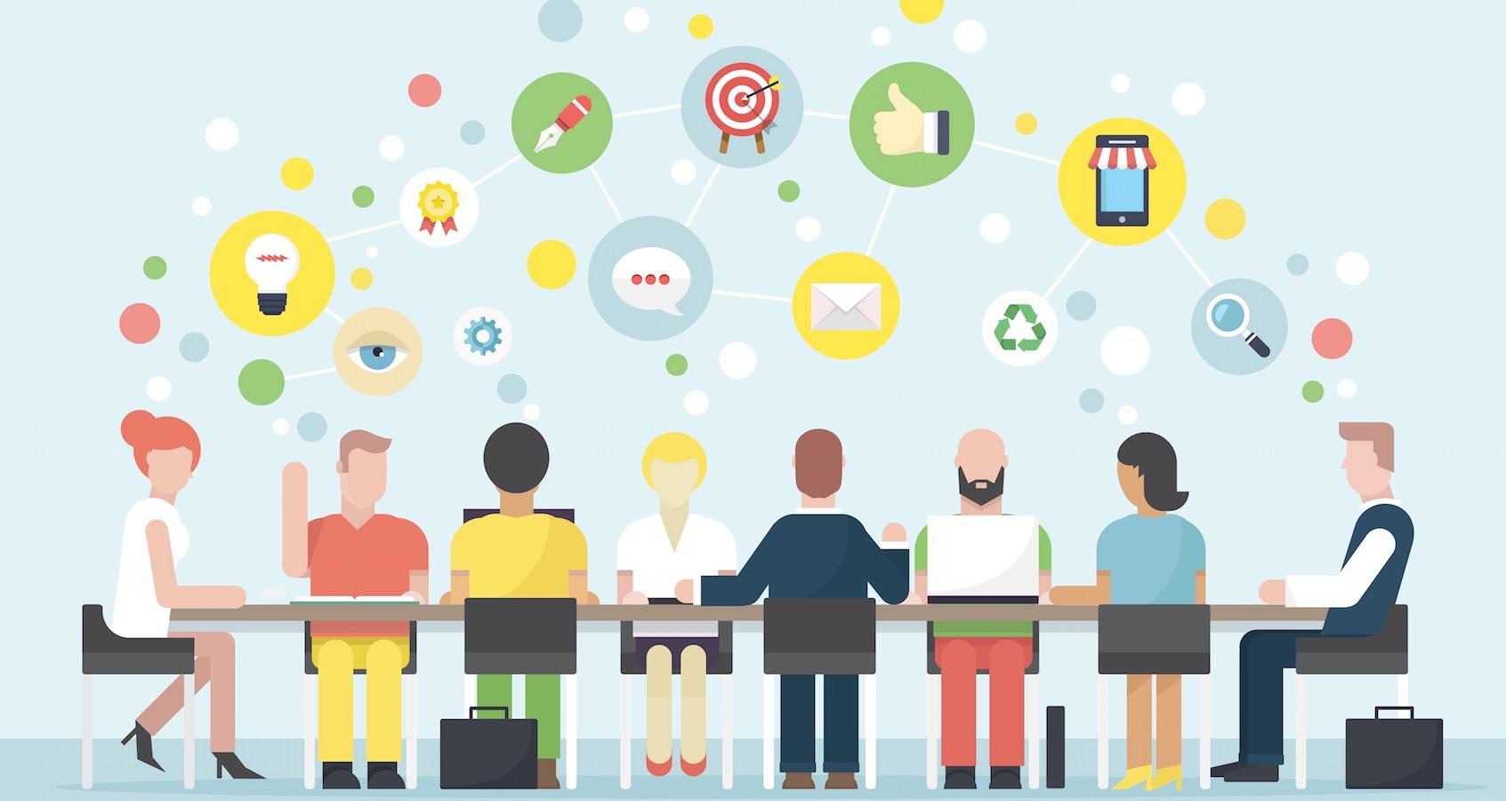 ۸ راه که جلسات خسته کننده را به یک جلسه موفق تبدیل کنیم