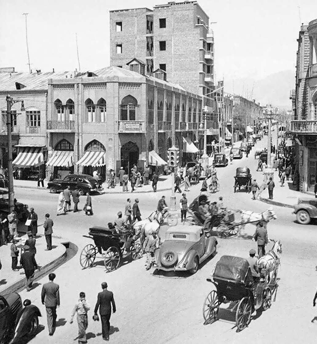 ایام قدیم و بازار قدیم