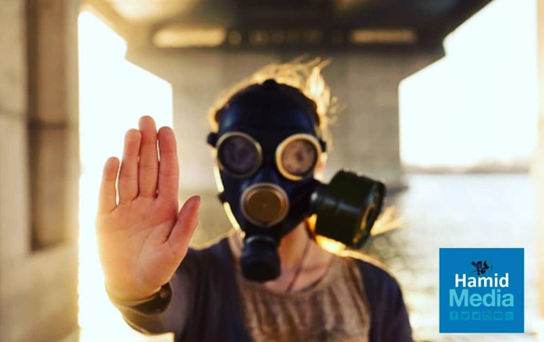 مسمومیت در محیط کار