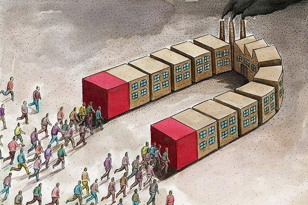 مهاجرت معکوس