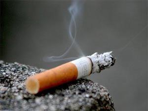 روح های ما هم گاهی به سیگار آلوده می شوند .