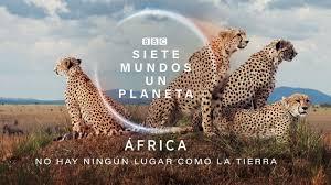هفت جهان، یک سیاره، آفریقا