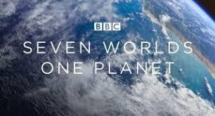 هفت جهان، یک سیاره، جنوبگان