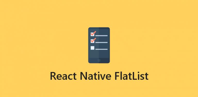 روش بهینه سازی Flatlist در React Native