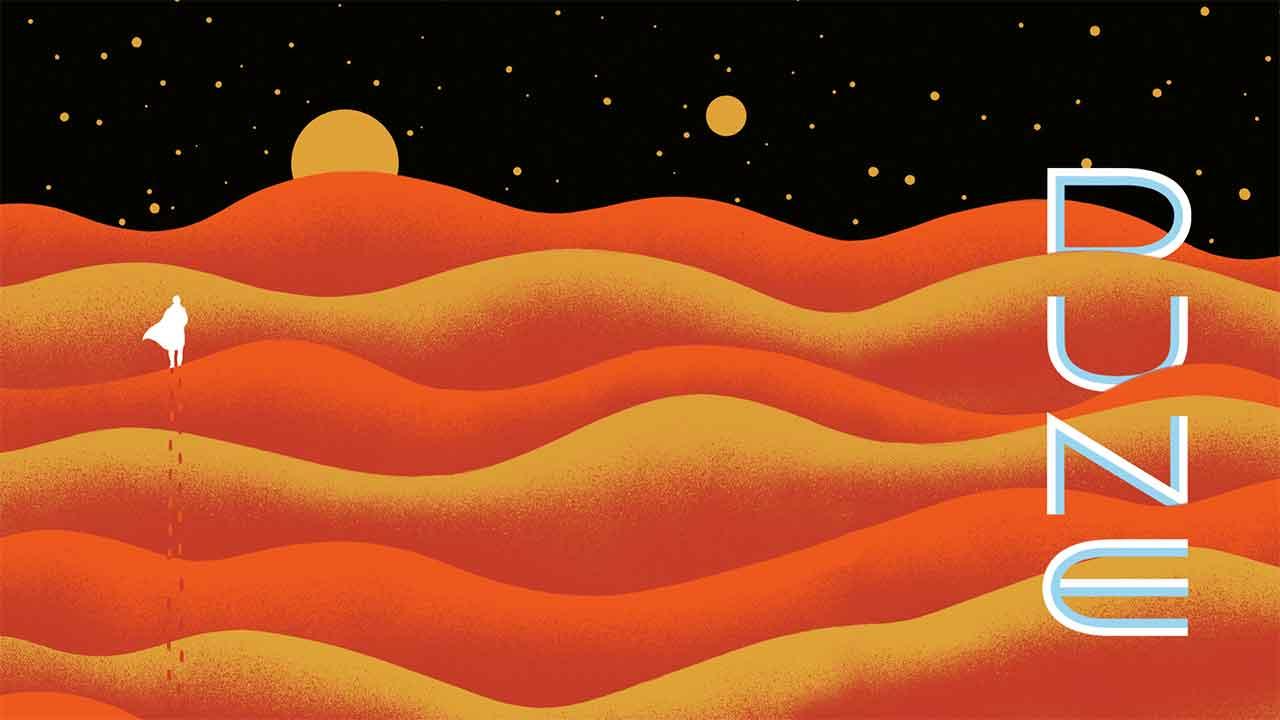 میراثِ جاویدانِ فرانک هربرت؛ تلماسه (Dune)
