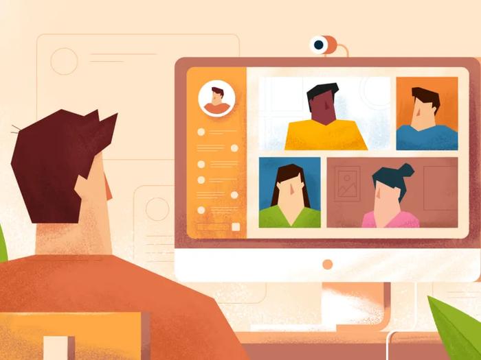 دور کاری و ارتباطات تیمی