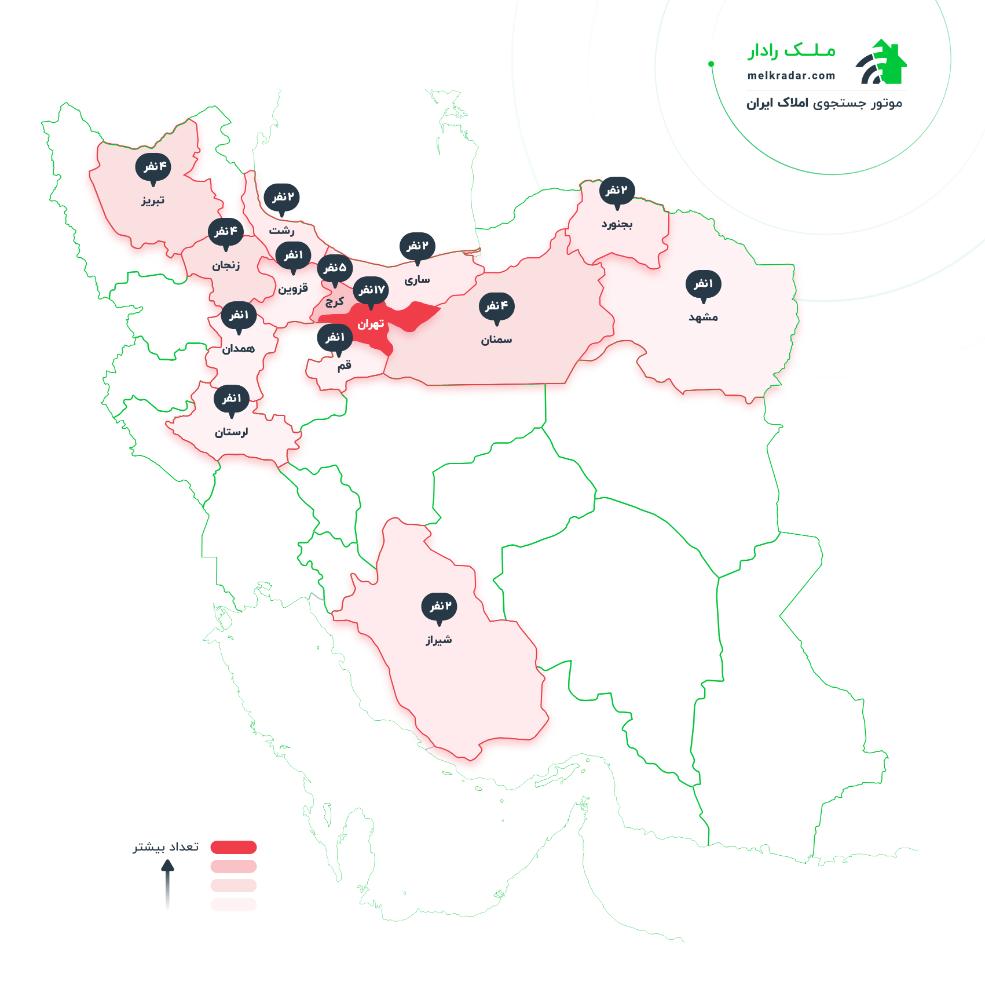 تیم ملکرادار که در کل ایران پخش شدهاند و به صورت ریموت کار میکنند  برنامه نویسی وَفْس: روستایی که ما را به جهان وصل کرد dyoywuigzfrt