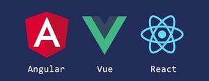 کدام  یک ازفریمورک های جاوااسکریپت(Angular ,Vue ,React)بهتر است؟