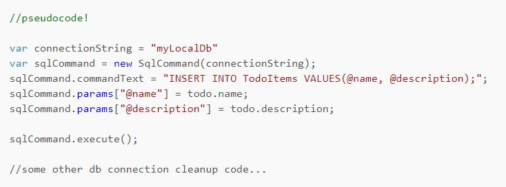 چرا باید از الگوی repository استفاده کنیم؟