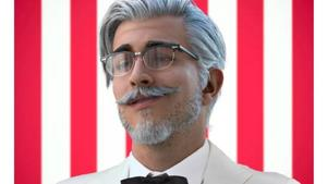 سلام کُلُنِل! مرغ سوخاری KFC با طعم هوش مصنوعی