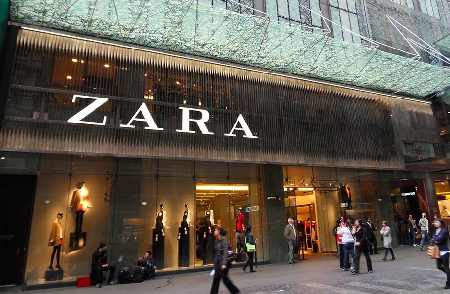نه، ZARA تبلیغ نمیکند!