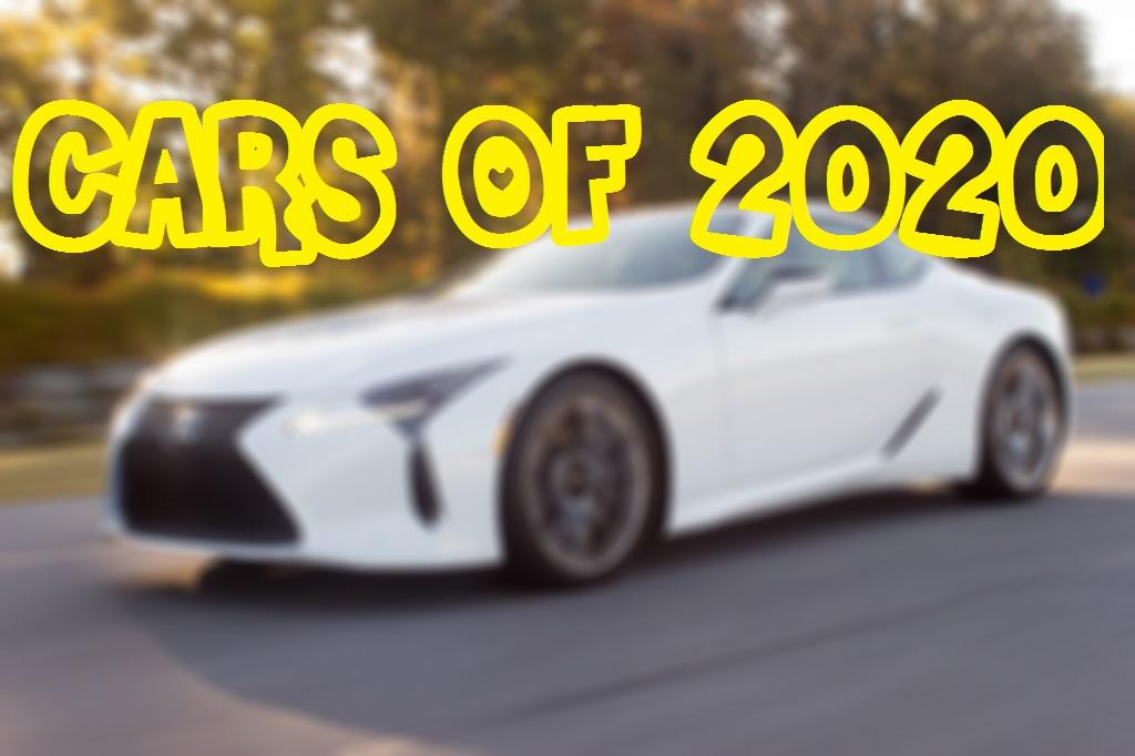 خلاصه ای از اتومبیلهایی که انتظار می رود در سال ۲۰۲۰ وارد بازار شوند