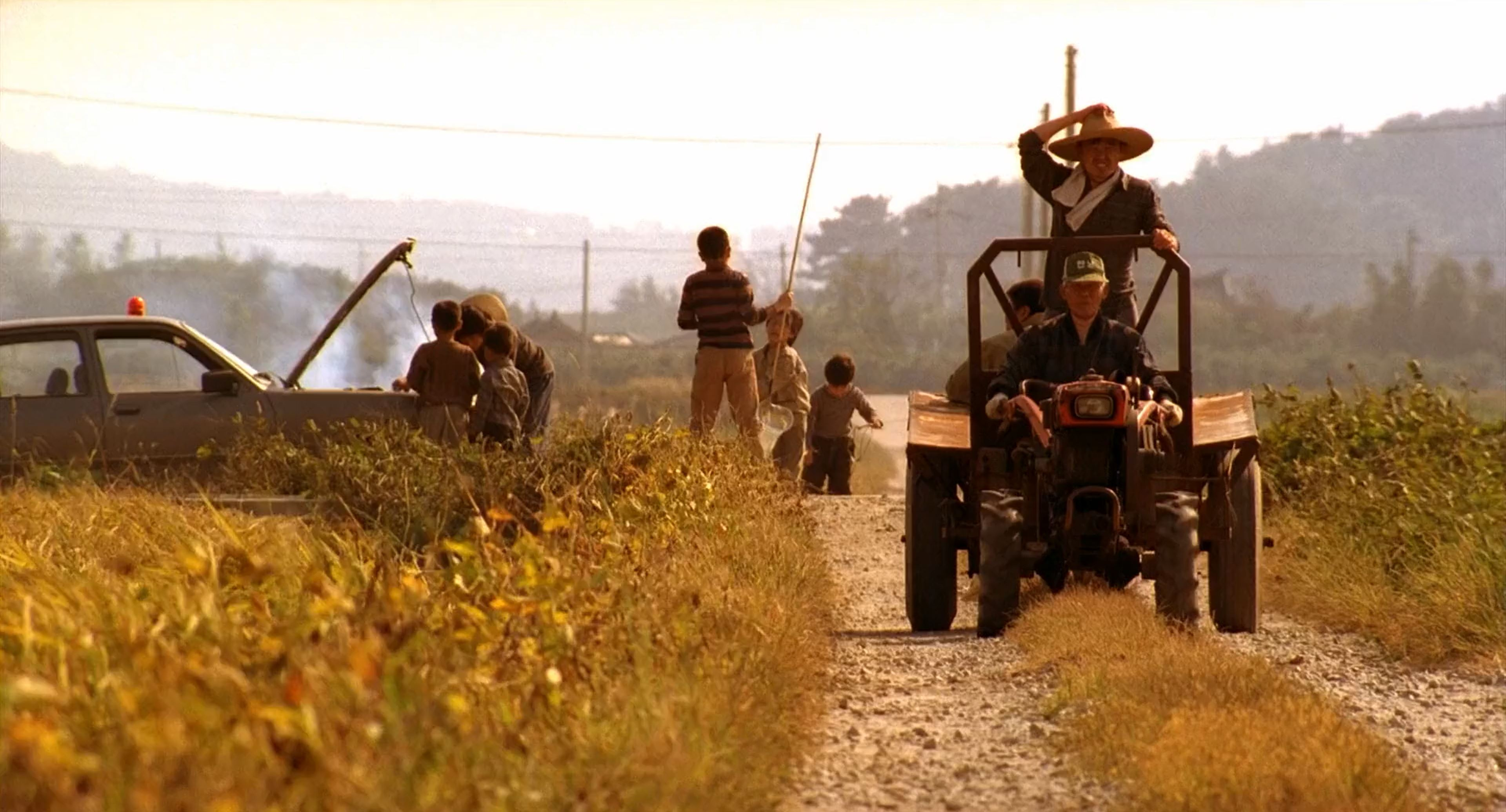 خاطرات قتل (۲۰۰۳)؛ آهای تویی که داری این فیلم رو میبینی! قاتل تویی؟