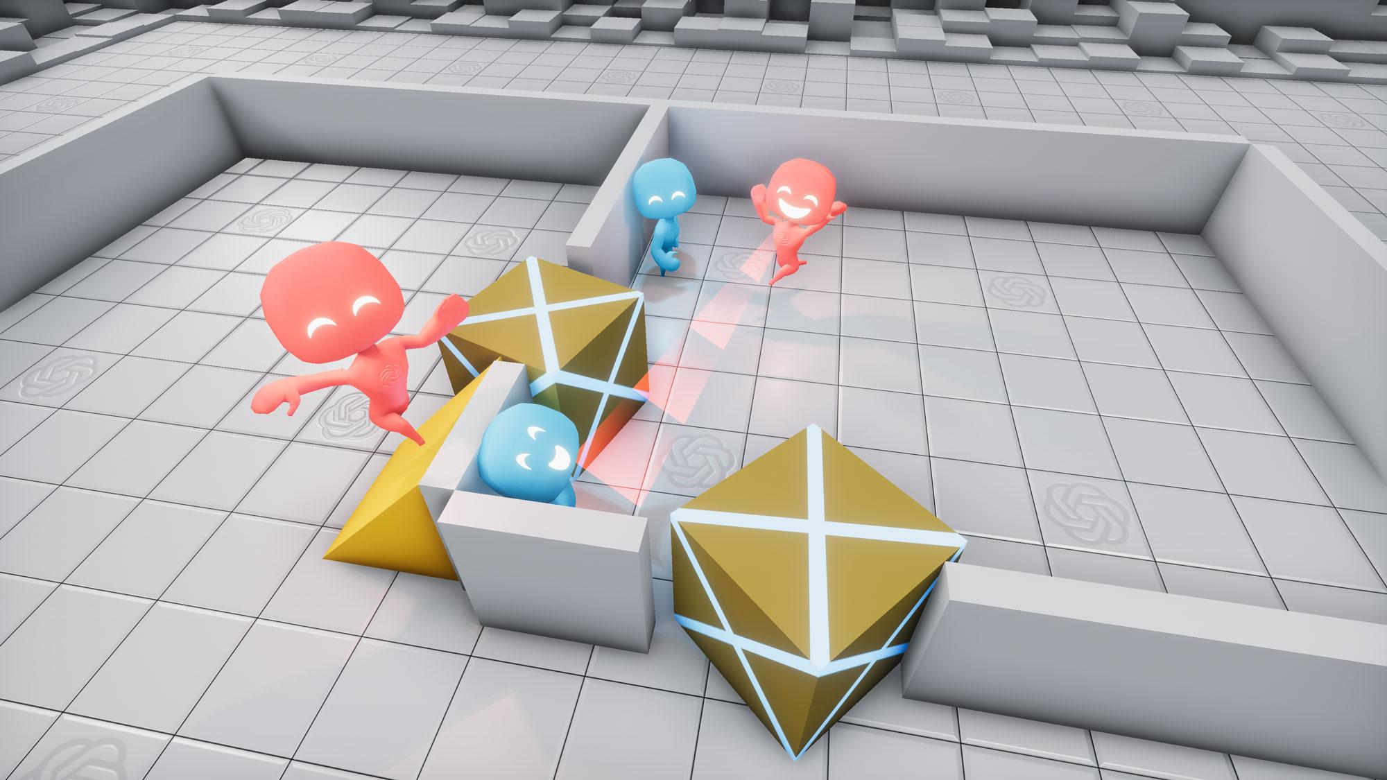 رابطه رقابت و هوشمندانه عمل کردن، موضوع آزمایش جدید openAI در زمینه هوش مصنوعی