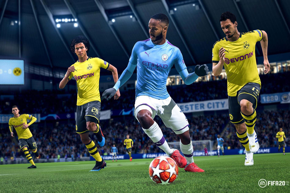 Sterling FIFA 20