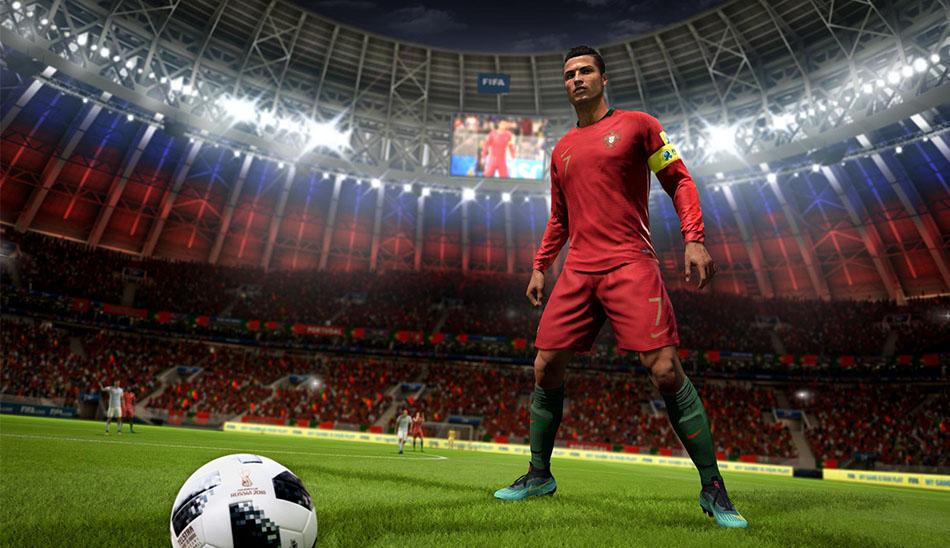 CR7 FIFA 20