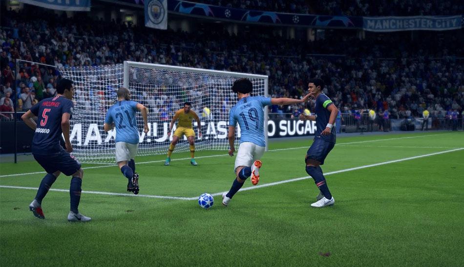 FIFA 20 GamePlay