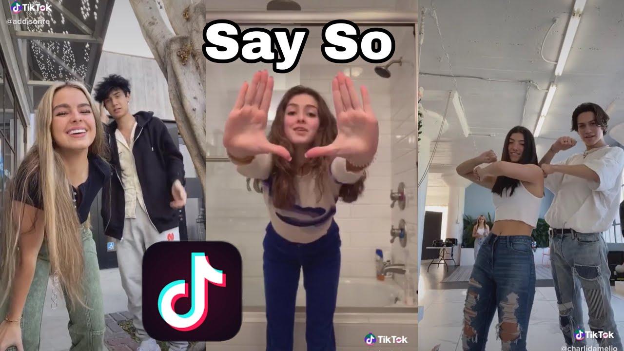 Say So Dance