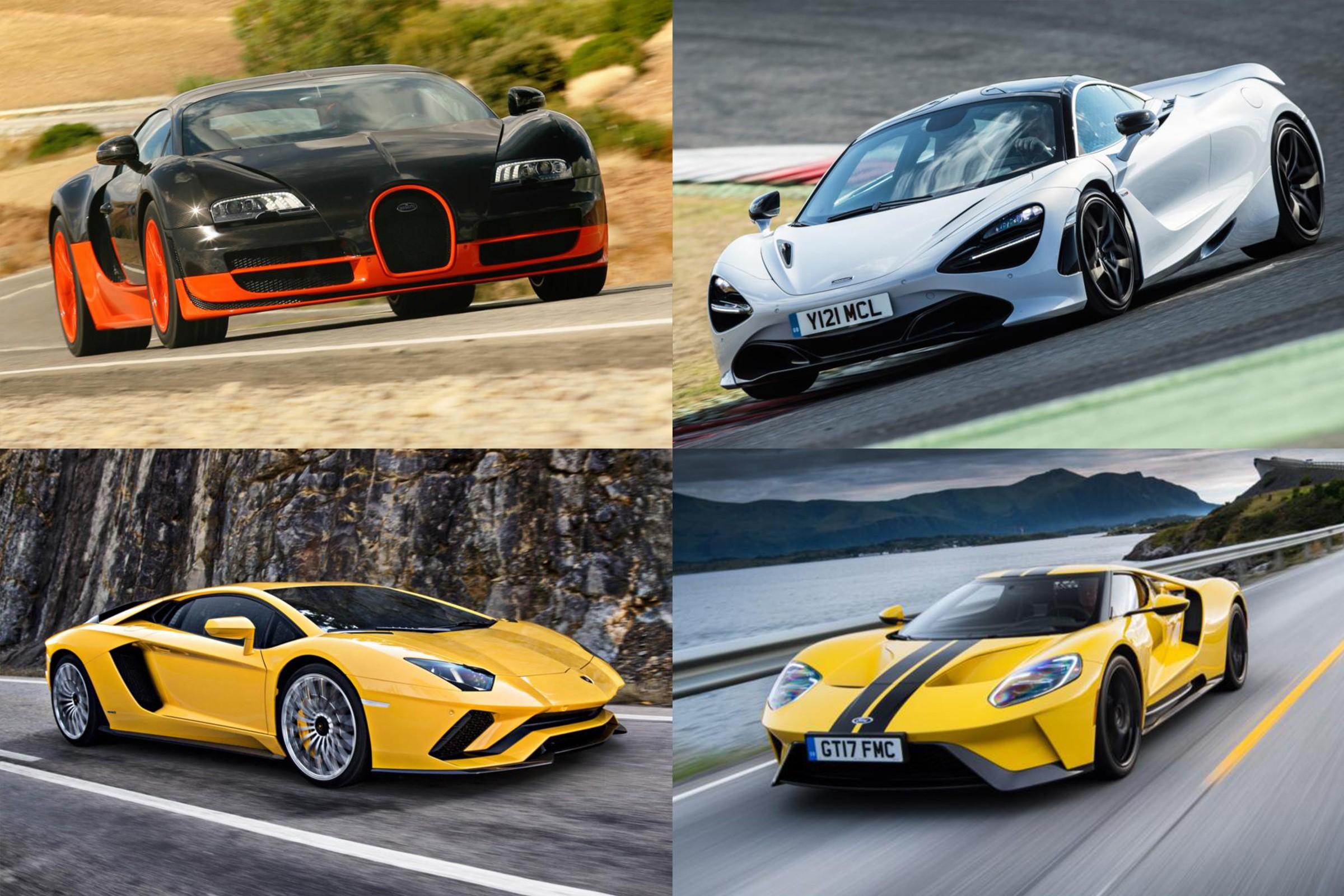 لاکچری ترین و گران قیمت ترین ماشین های دنیا در سال 2018 + تصاویر ...