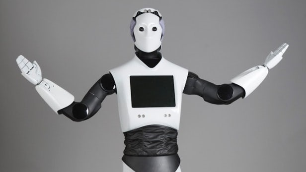 ربات انساننمای REEM