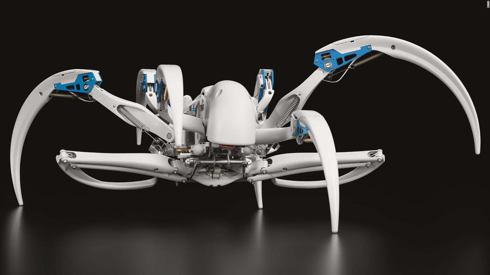 Bionic Wheel Bot