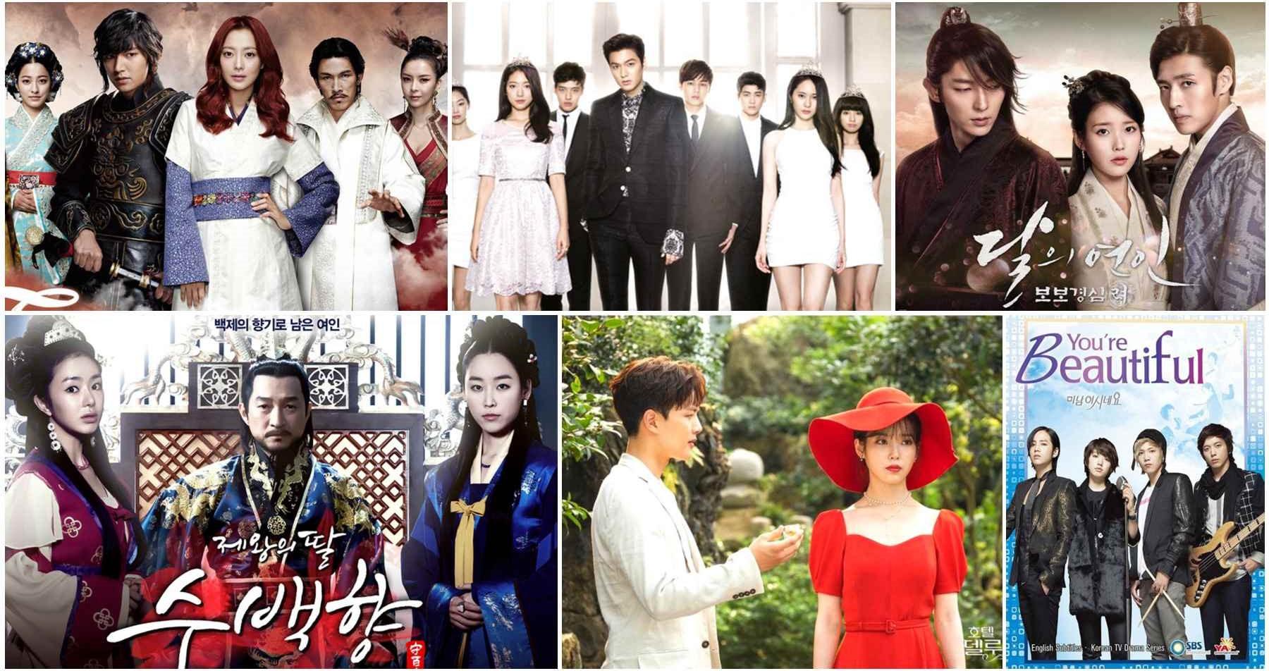 بهترین سریال های کره ای که نباید از دست بدهید | از وارثان تا عاشقان ماه