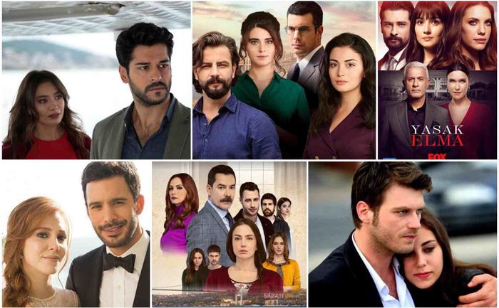 6 مورد از بهترین سریال های ترکی ؛ از سوگند تا گلپری