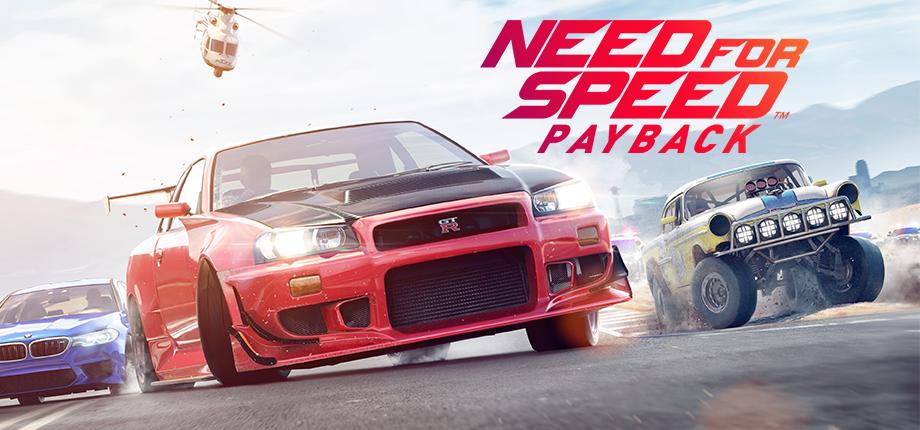 بررسی بازی پر طرفدار Need for speed Payback