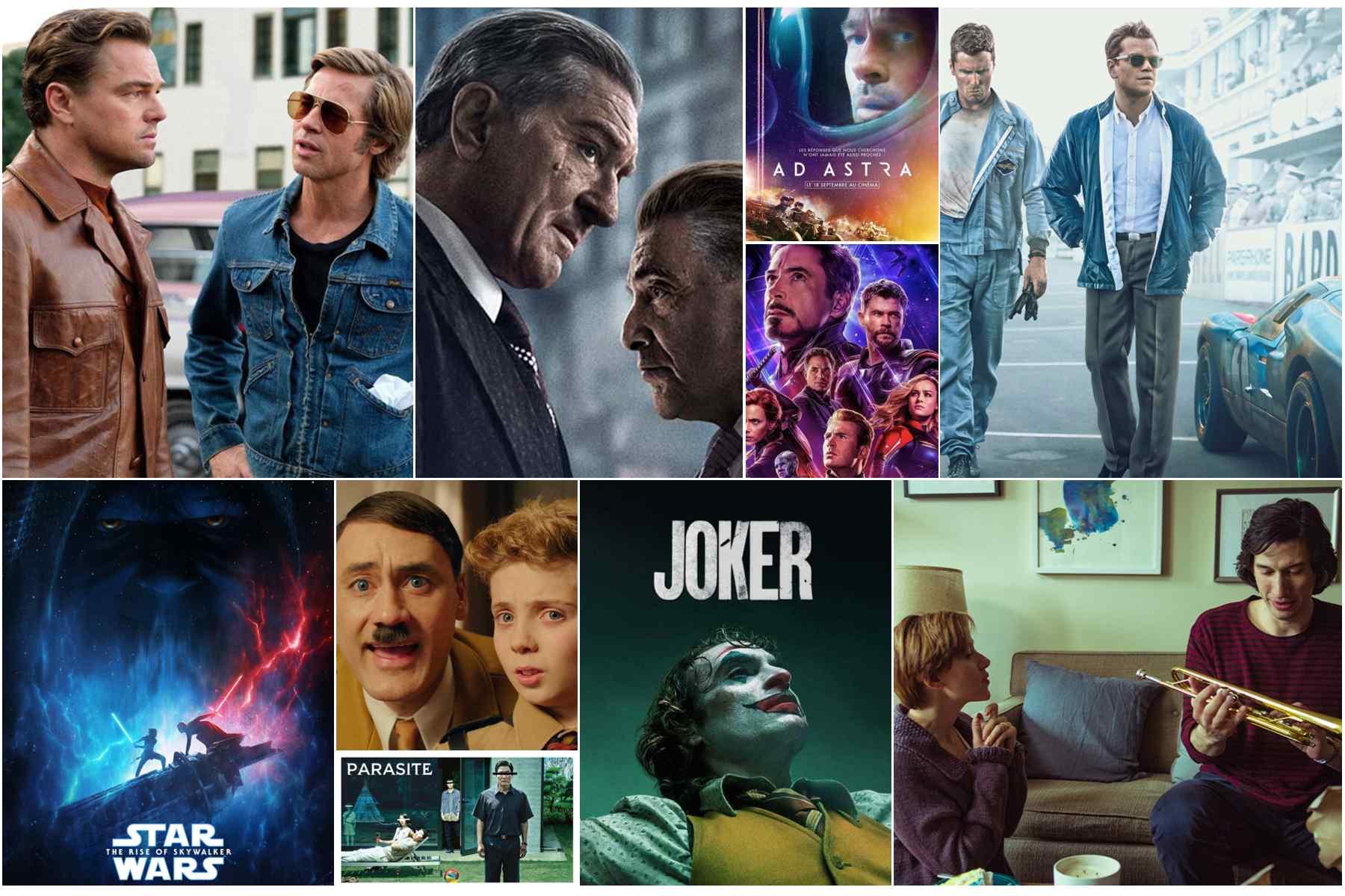 مدعیان اسکار 2020 را بشناسید ؛ از The Irishman تا Joker 2019