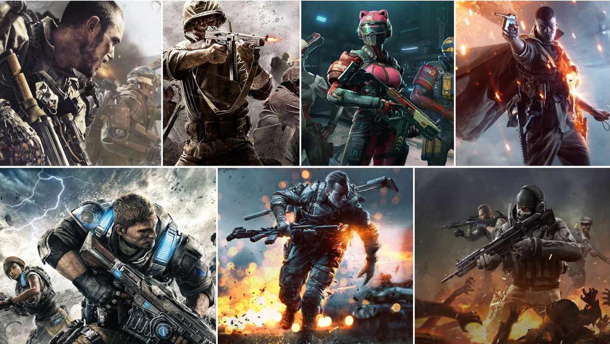 Best War Games 2019