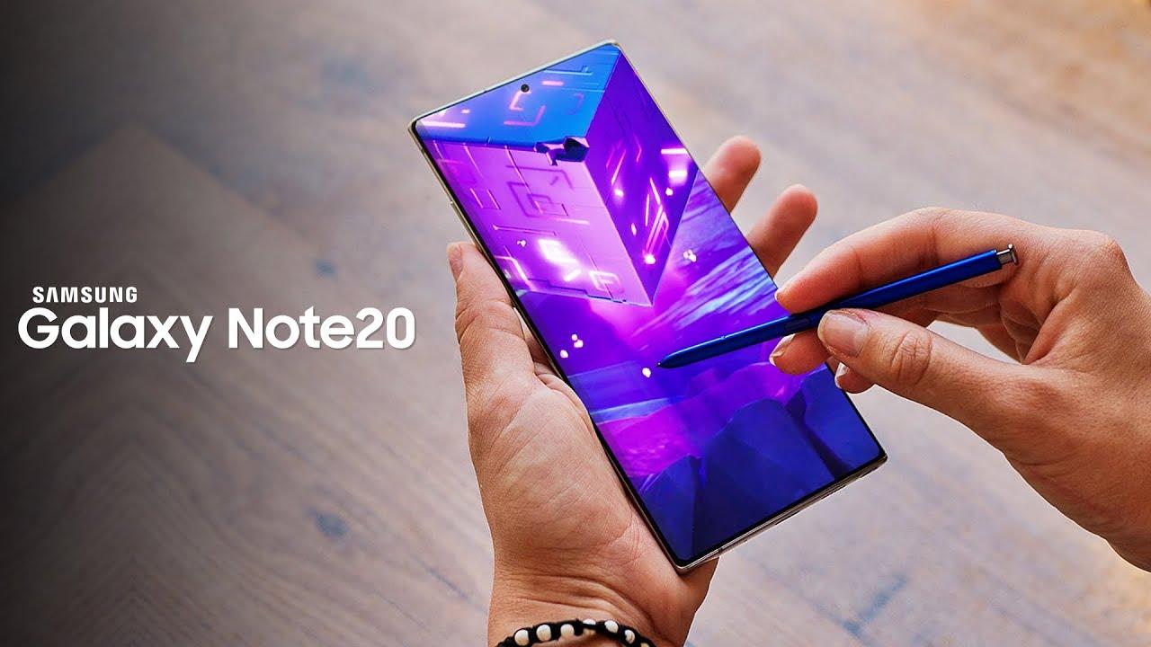 Galaxy Note 20 Plus