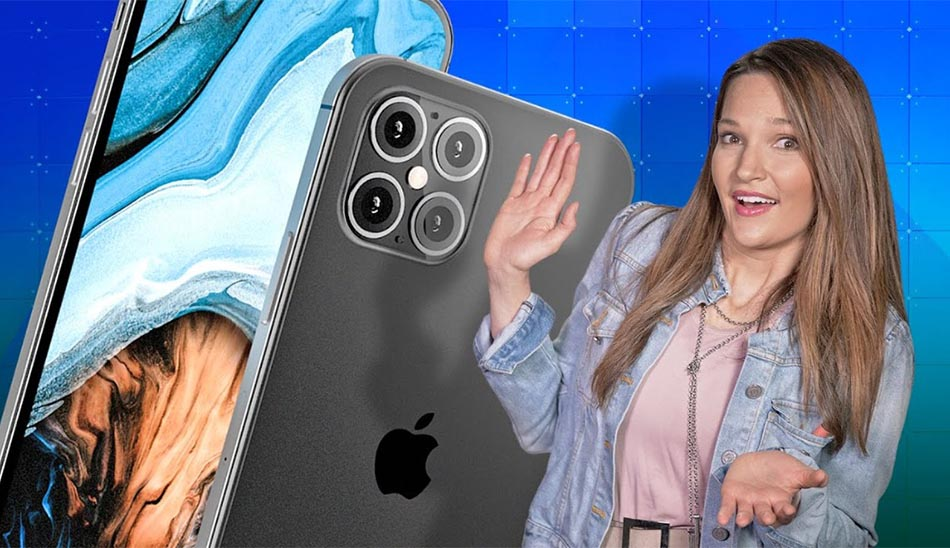 گوشی های آیفون 12