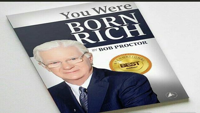 کتاب تو ثروتمند به دنیا آمدی اثر باب پراکتور