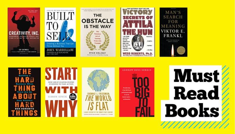 معرفی بهترین و پرفروش ترین کتاب های موفقیت که حتما باید خواند!