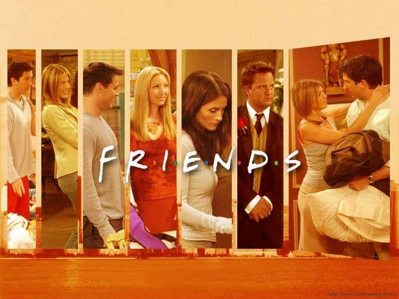 بررسی و حقایق جالب و خواندنی درباره سریال تکرارنشدنی فرندز (Friends)