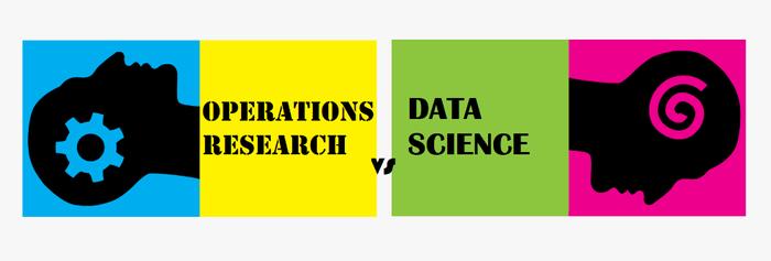 تفاوت های تحقیق در عملیات و علوم داده | DATA SCIENCE vs. OPERATIONS RESEARCH
